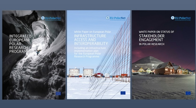 EU-Polarnet publishes important white papers